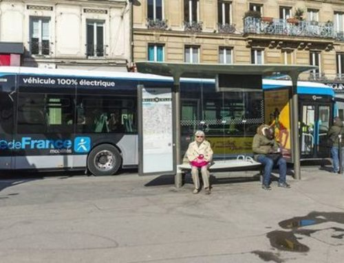 Le réseau de bus parisien à l'heure d'un changement sans précédent