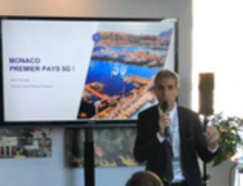 Monaco est le premier pays totalement couvert par la 5G