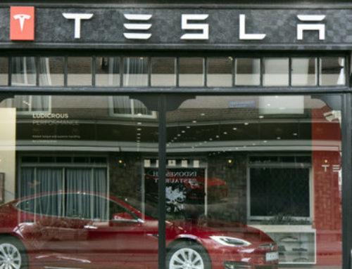 Tesla new pick-up