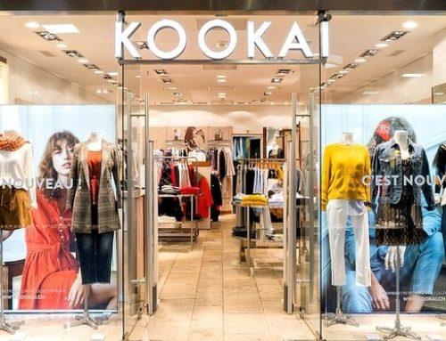 L'enseigne Kookaï développe l'usage du digital en boutique