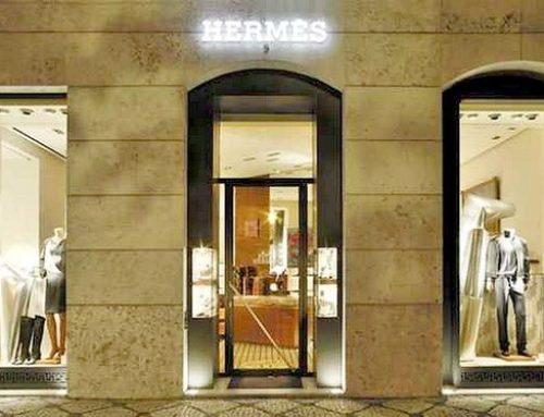 Luxe : les ventes e-commerce d'Hermès en forte croissance