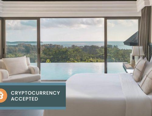 Le groupe hôtelier Pavilions Hotels & Resorts accepte la crypto monnaie