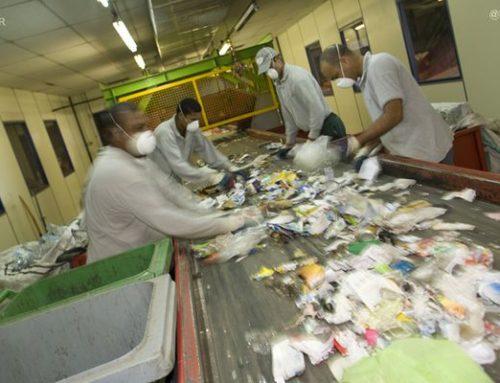 A La Réunion, 95% des déchets triés sont exportés
