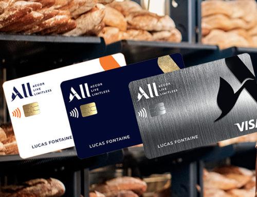 Accor lance une première carte de paiement en France